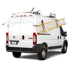 dodge work van ram promaster van shelving systems ranger design