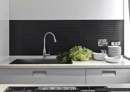 black kitchen backsplash black backsplash tile charming for kitchen 27 furniture