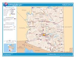 Map Phoenix Arizona by Arizona State Maps Usa Maps Of Arizona Az 25 Best Ideas About Map