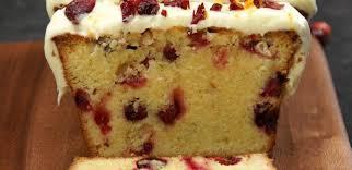 cranberry orange pound cake recipe u0026 video tiphero