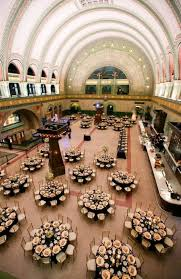 Wedding Barns In Missouri 22 Best Wedding Receptions At St Louis Union Station Grand Hall