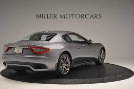 2016 maserati granturismo 2016 maserati granturismo sport test drive special stock m1452