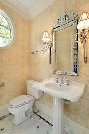 Making The Most Of Small Spaces Gorgeous Powder Rooms Making The Most Of A Small Space