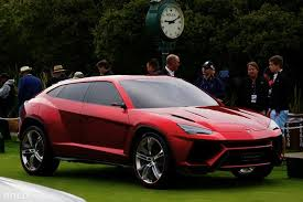 Lamborghini Urus Suv Lamborghini Urus Suv Expected By 2017 Could See Life As A Hybrid