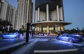 Home Theater Design Miami Porsche Dezer Development Unveil Porsche Design Tower Miami