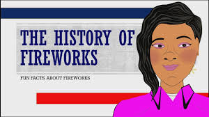 4th of july fireworks history