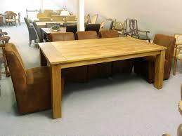 Esszimmertisch Tisch Esszimmertisch Teakholz Massiv Für Ca 8 Personen