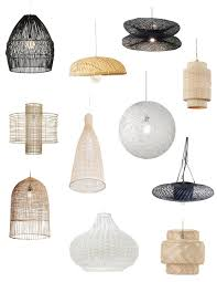 Woven Pendant Light Scouted Woven Pendant Lights Scouted Home