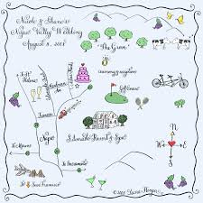 Map Wedding Invitations Map It Out
