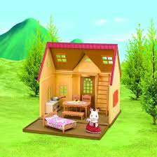 buy sylvanian families cosy cottage starter home