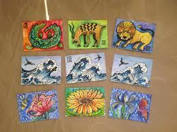 artist trading cards 64 million artists