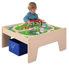 kidkraft train table set kidkraft train table 45 piece set only 59 97
