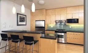 exemple de cuisine ouverte exemple de cuisine américaine argileo