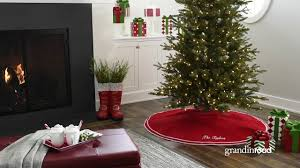 instant joy christmas tree grandin road youtube