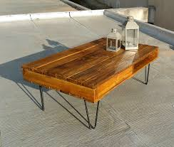 Pallet Coffee Tables Chestnut Pallet Coffee Table With 2 Drawers Pallet Furniture