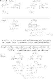 worksheet conservation of momentum worksheets