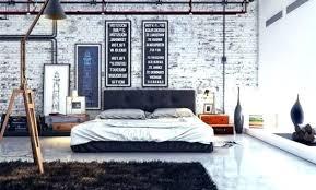 chambre ado stylé chambre ado industriel peinture style industriel chambre style