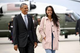 obama s where is malia obama on her birthday a look back at what she s