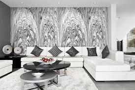 tapeten wohnzimmer modern innenarchitektur kühles tapetenmuster wohnzimmer modern