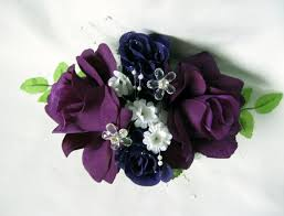 purple corsage purple corsage search prom ideas