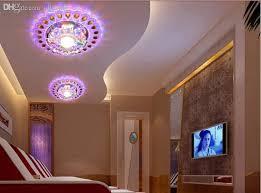 Led Bedroom Ceiling Lights 2018 Wholesale 3w Modern Brief Led Ceiling Light Bedroom