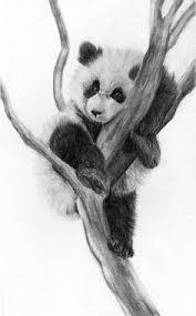 panda bear drawing by lethalchris on deviantart tattoo