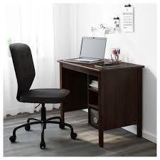 Ikea Desk Adjustable Height by Brusali Desk Brown 90x52 Cm Ikea