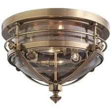 Nautical Ceiling Light Charming Nautical Bathroom Light Fixtures Nautical Ceiling Light