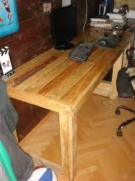 Diy Wooden Computer Desk by 14 Best Computer Desk Images On Pinterest Pallet Furniture