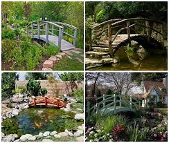 Backyard Bridge 24 Captivating Backyard Garden Bridge Ideas U2013 Iseeidoimake