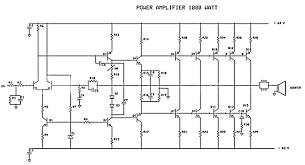 500 watt audio power amplifier readingrat net in amp wiring