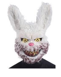 bunny mask rabbit mask bunny as tiermaske horror shop