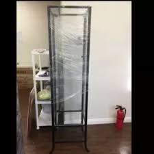 Klingsbo Glass Door Cabinet Glass Door Cabinet Livingurbanscape Org