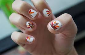 30 thanksgiving nail art designs ideas trends u0026 stickers 2014