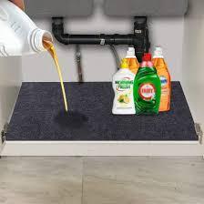 kitchen sink cabinet tray the sink mat kitchen tray drip cabinet