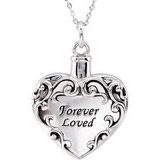 ashes necklace holder ash holder pendant www remembermegiftboutique