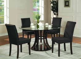 Bernhardt Dining Room Chairs Heightened Black Leather Dining Chairs Tags Round Back Dining