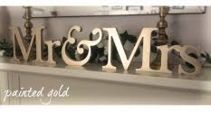 the wooden letters company painted wooden letters for weddings uk