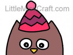 winter hat coloring pages crafts christmas coloring pages
