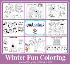 just color winter fun 1 1 1 u003d1