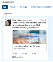 how to use cards for business social media examiner