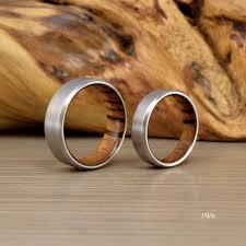 wooden finger rings images Men 39 s titanium cobalt wedding bands wa 98370 jpg