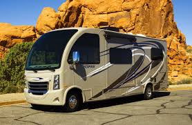 gr8lakescamper national rv trade show thor motor coach adds new
