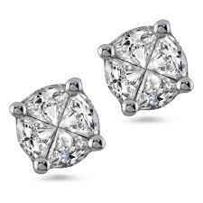 diamond earrings diamond earrings with fancy cut diamonds diamondland