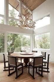 Esszimmer St Le Art Deco Moderner Landhausstil Und Umbau Ein Almhaus In Canada