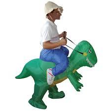 Dinosaur Halloween Costume Cheap Kids Inflatable Dinosaur Costume Aliexpress