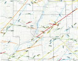 Map Of Central Illinois by February 28 2017 Tornadoes Including Washburn Ef 3 Tornado