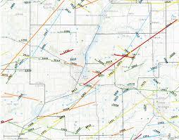 Moline Illinois Map February 28 2017 Tornadoes Including Washburn Ef 3 Tornado