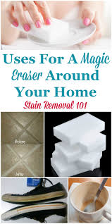 can you use magic eraser on cabinets magic eraser uses in and around your home