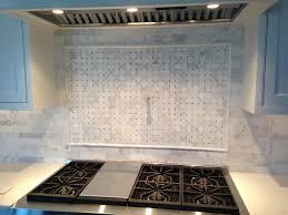 Carrara Marble Kitchen Backsplash Marble Kitchen Backsplash Home Design Ideas And Pictures